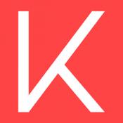 Androidアプリ「たくさん使われてるアプリだけを教えてくれる!Kickapp」のアイコン