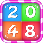 Androidアプリ「Candy 2048」のアイコン