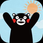 Androidアプリ「くまロケ」のアイコン
