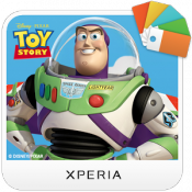 Androidアプリ「XPERIA™ Toy Story Buzz Theme」のアイコン