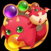 Androidアプリ「ドラゴンポップ!  -バブルシュータ-」のアイコン