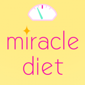 Androidアプリ「奇跡のダイエット-miracle diet」のアイコン