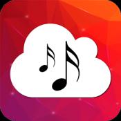 Androidアプリ「SoundCloudがのための音楽プレーヤー」のアイコン