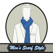 Androidアプリ「Men Scarf Style」のアイコン