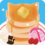 Androidアプリ「本日開店猫カフェレストラン」のアイコン