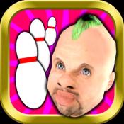 Androidアプリ「人間ボウリング [無料のバカゲー]」のアイコン