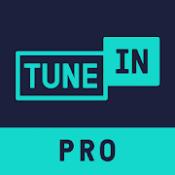 Androidアプリ「TuneIn Radio Pro」のアイコン