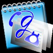 Androidアプリ「g電話帳Pro - 電話 & 電話帳アプリ」のアイコン