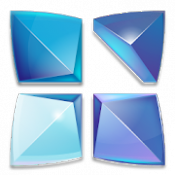 Androidアプリ「Next Launcher 3D」のアイコン
