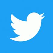 Androidアプリ「Twitter」のアイコン