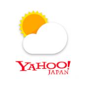 Androidアプリ「Yahoo!天気 - 雨雲や台風の接近がわかる気象レーダー搭載の天気予報アプリ」のアイコン
