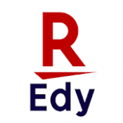 Androidアプリ「楽天Edy:ポイントがドンドン貯まる便利でお得な電子マネー」のアイコン