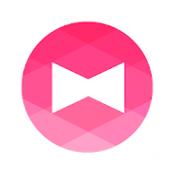 Androidアプリ「無料で壁紙アイコンきせかえ +HOME(プラスホーム)」のアイコン