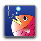 Androidアプリ「釣魂  (釣果検索・釣果管理・釣果共有・釣果リアルタイム通知)」のアイコン