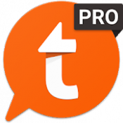 Androidアプリ「Tapatalk Pro - 200,000+ Forums」のアイコン