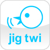 Androidアプリ「jigtwi」のアイコン