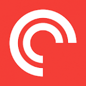 Androidアプリ「Pocket Casts - Podcast Player」のアイコン