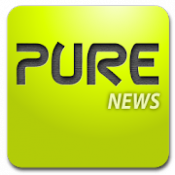 Androidアプリ「Pure news widget (scrollable)」のアイコン