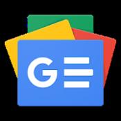 Androidアプリ「Google ニュース: 国内・海外のトップニュース」のアイコン