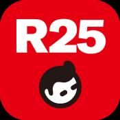 Androidアプリ「R25 若手ビジネスマンに必要な情報が詰まった無料アプリ」のアイコン