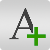 Androidアプリ「OfficeSuite Font Pack」のアイコン
