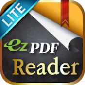 Androidアプリ「ezPDF Reader Lite for PDF View」のアイコン