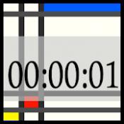 Androidアプリ「秒時計ウィジェット」のアイコン