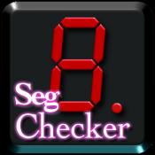Androidアプリ「iセグチェッカー」のアイコン