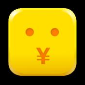 Androidアプリ「かんたん家計簿」のアイコン