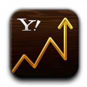 Androidアプリ「Yahoo!ファイナンス 株価チェック」のアイコン