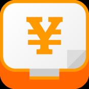 Androidアプリ「【無料家計簿の決定版】ReceRecoレシート撮影で支出管理」のアイコン