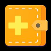 Androidアプリ「家計簿Dr.Wallet 家計簿・レシート管理はドクターウォレット」のアイコン