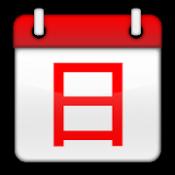 Androidアプリ「日本のカレンダー」のアイコン