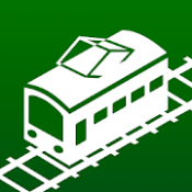 Androidアプリ「乗換ナビタイム - 無料の電車・バス時刻表、路線図、乗換案内」のアイコン