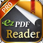 Androidアプリ「ezPDF Reader マルチメディア PDF 筆記 書式」のアイコン