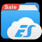 Androidアプリ「ES ファイルエクスプローラー」のアイコン