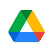 Androidアプリ「Google ドライブ」のアイコン