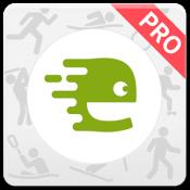 Androidアプリ「Endomondo Sports Tracker PRO」のアイコン