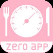 Androidアプリ「ダイエット・体重管理アプリなら【楽々カロリー】」のアイコン