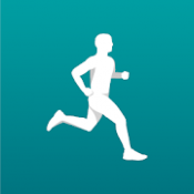Androidアプリ「adidas Running GPSランニング&ウォーキング距離計測フィットネス記録アプリ」のアイコン