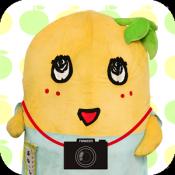 Androidアプリ「ふなっしーカメラ」のアイコン