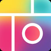 Androidアプリ「Pic Collage - コラージュ、写真編集 & 画像加工」のアイコン