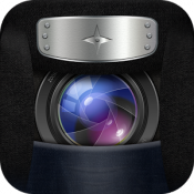 Androidアプリ「究極の無音カメラ ~忍カメラ ~」のアイコン