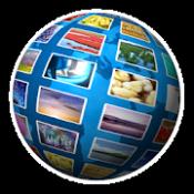 Androidアプリ「超画像検索 (画像で検索・画像一括DL)」のアイコン