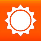Androidアプリ「AccuWeather Platinum(有料)」のアイコン
