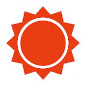 Androidアプリ「AccuWeather: 天気レーダーによる正確な毎日の予報や春のニュースをお届けする天気情報アプリ」のアイコン