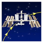 Androidアプリ「SpaceStationAR」のアイコン