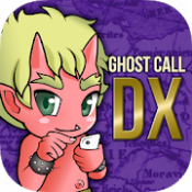 Androidアプリ「Ghost Call ~鬼から電話DX ~」のアイコン