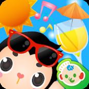 Androidアプリ「リズムタップ 赤ちゃん幼児子供向けのアプリ知育音楽ゲーム無料」のアイコン