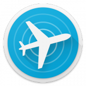 Androidアプリ「FlightTrack 5」のアイコン